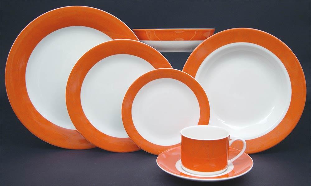 Lifestyle image 1 for ColorBurst Orange-Plain