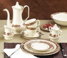 Santa Clara 5 Piece Place Setting
