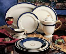 Washington 5 Piece Place Setting - Rim Cup