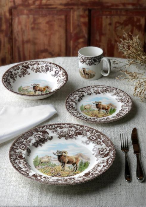 Bighorn Sheep collection with 3 products