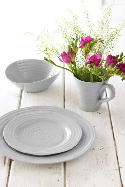 Sophie Conran Grey collection with 17 products