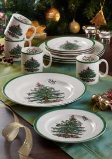 Dinnerware/Entertaining collection with 17 products
