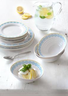 Sophie Conran Melamine Dinnerware collection