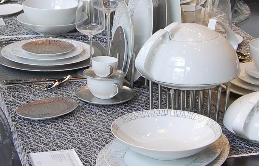rosenthal tac 02 dinnerware skin platinum products. Black Bedroom Furniture Sets. Home Design Ideas