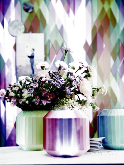White Vase 11 in image