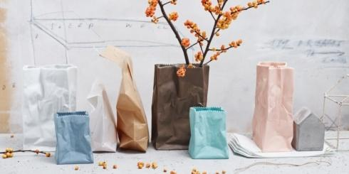 Bag Vase collection with 12 products