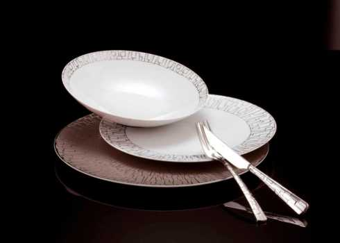 TAC 02 Dinnerware - Skin Platinum collection with 24 products