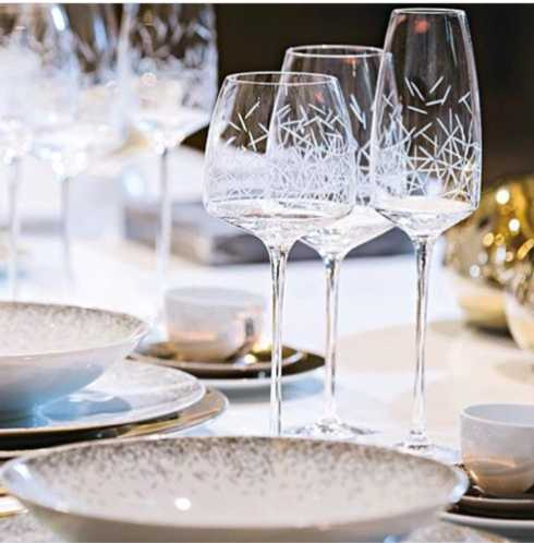 TAC Palazzo Stemware collection with 2 products