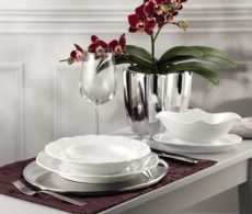 Maria Theresia White collection with 22 products
