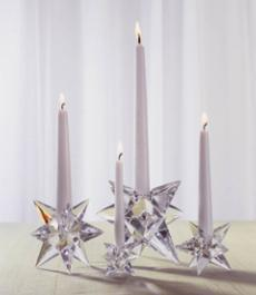 Star Candleholder collection