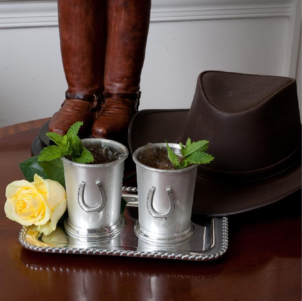 Lifestyle image 1 for Pewter Julep Cup