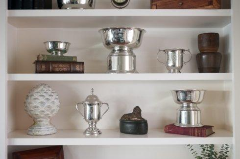 Trophies collection with 13 products