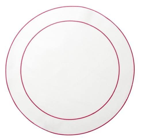 Lifestyle image 2 for Linho Simple Round Placemats