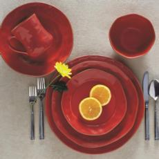 Cantaria - Poppy Red collection with 38 products