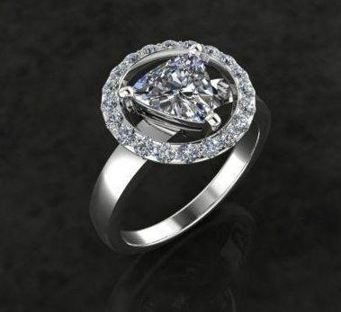 DIAMOND FASHION RINGS collection with 2 products