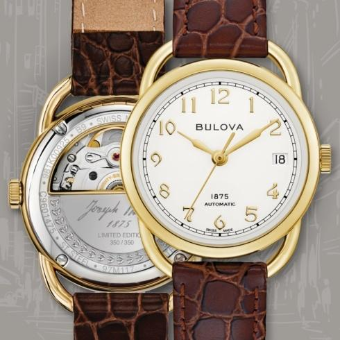 JOSEPH BULOVA collection with 17 products