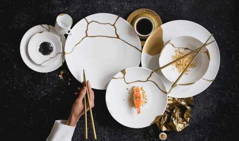 Kintsugi collection with 1 products
