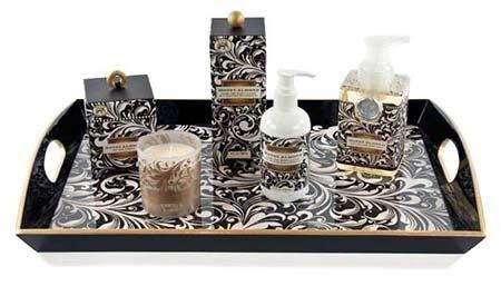 Black Florentine - Honey Almond collection with 8 products