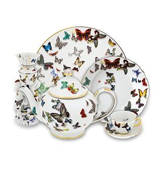 Christian Lacroix - Butterfly Parade collection with 25 products