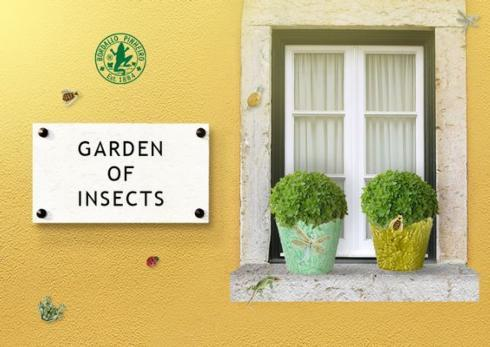 Garden Of Insects collection with 8 products