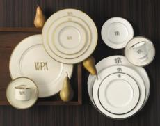 Ivory with Gold collection with 8 products