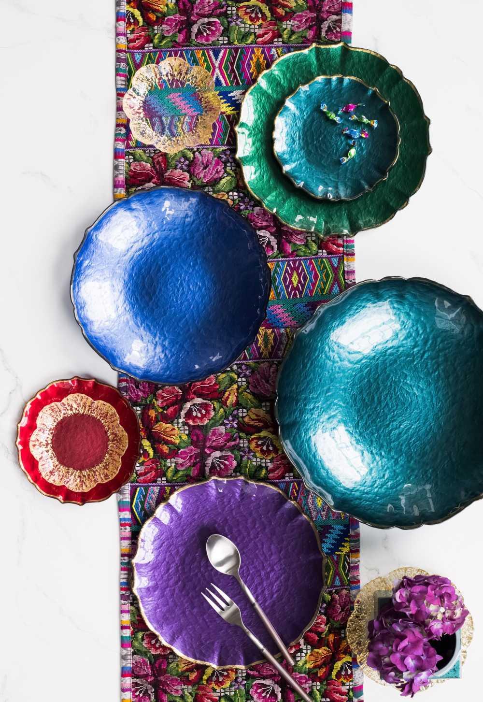 Lifestyle image 1 for Viva Pastel Glass