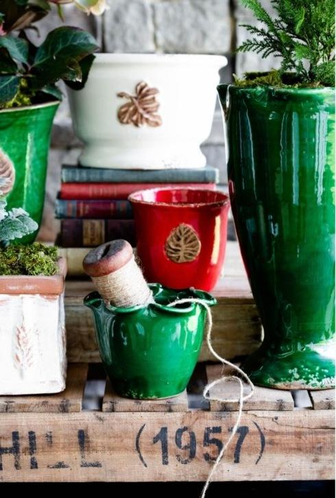 Rustic Garden collection with 19 products