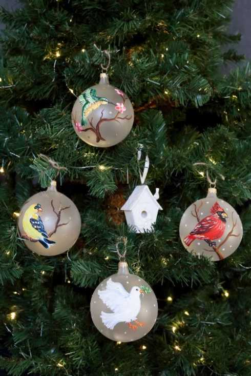 $46.00 Into the Woods Deer Disc Ornament