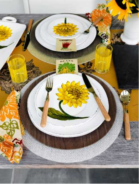 $73.00 Elm Five-Piece Place Setting