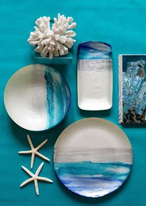 Sea Glass collection with 7 products