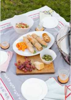 Melamine collection with 20 products