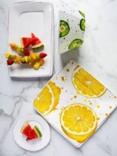 Melamine collection with 39 products