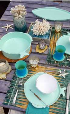 Melamine collection with 23 products