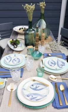 Pescatore collection with 12 products