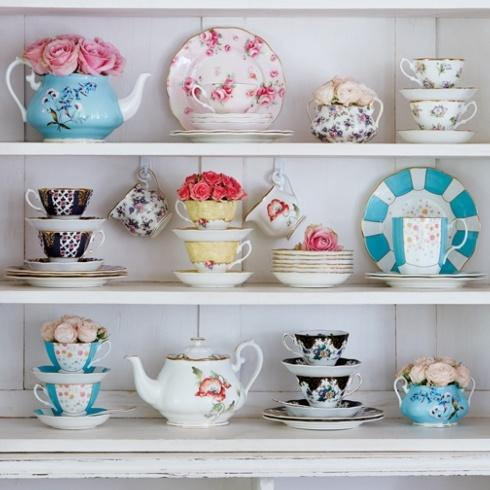100 Years Of Royal Albert collection with 33 products