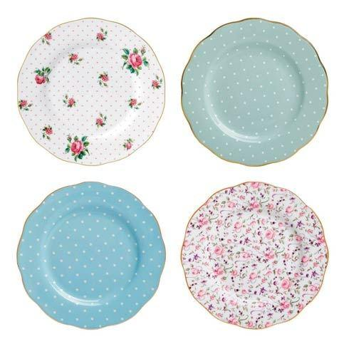 New Country Roses Tea Party collection with 7 products