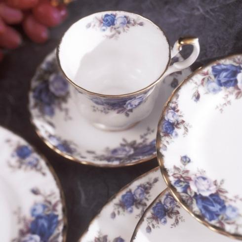 Royal Albert  Moonlight Rose Rim Soup $33.75