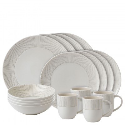 Textured Dinnerware collection with 14 products