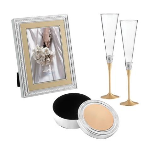 With Love Gold collection with 4 products