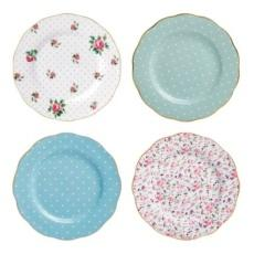 New Country Roses Tea Party collection