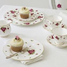 New Country Roses White collection