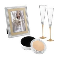With Love Gold collection with 5 products