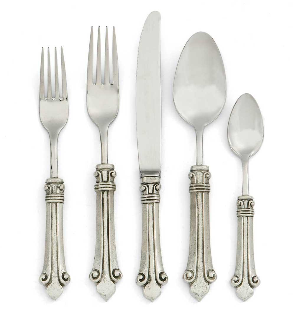 5 piece place-setting