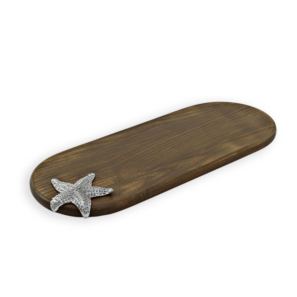Ocean starfish ash