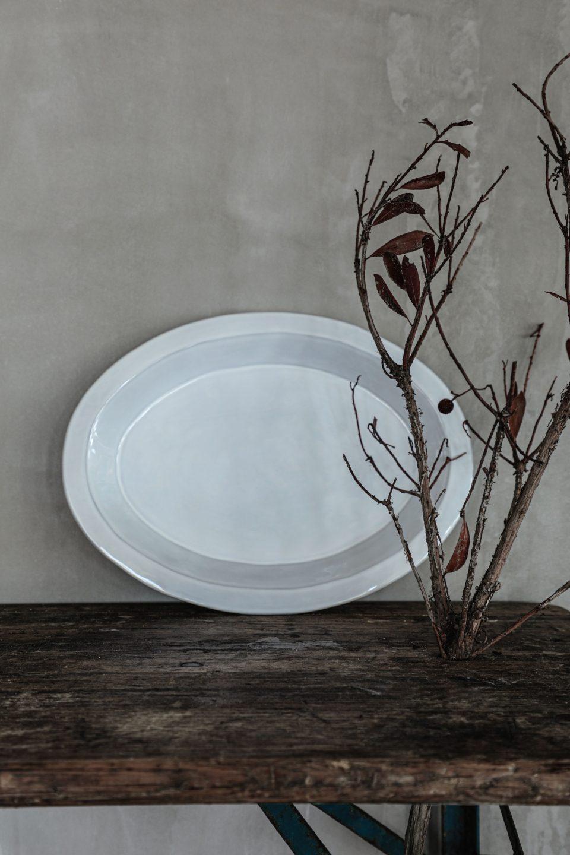 Plano Oval Platter 16 inch