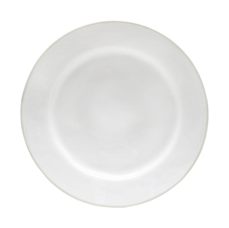 Astoria - White Dinner Plate