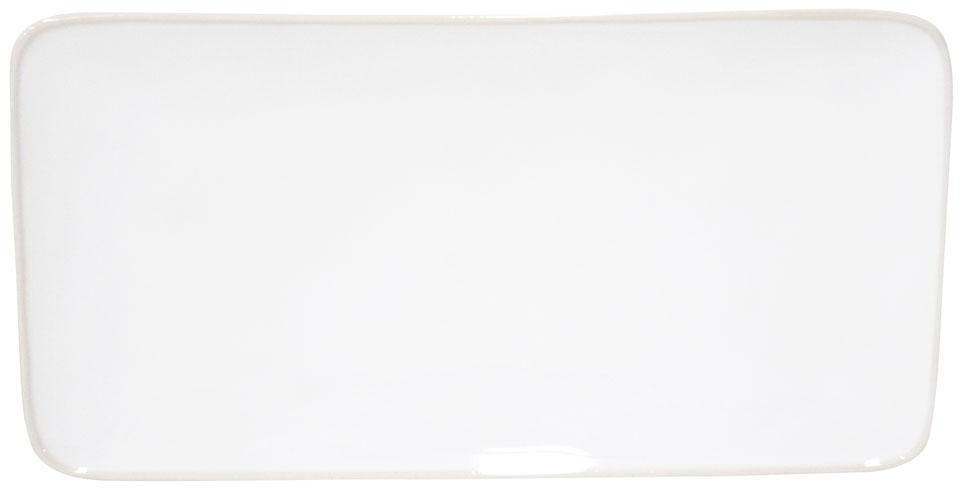 Astoria - White 11.5 inch Rectangular Tray