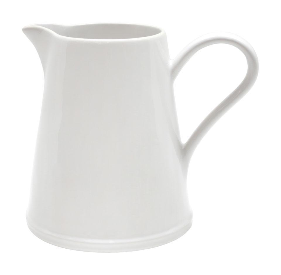 Astoria - White Pitcher