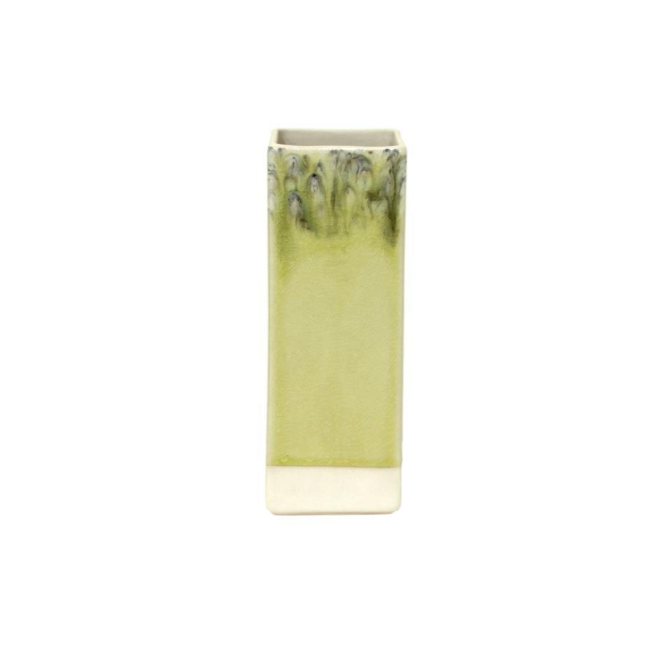 Madeira - Lemon Lemon Square Vase (1)