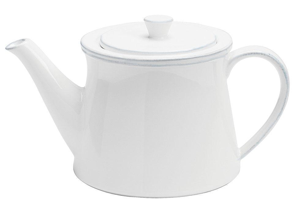 Friso - White 51 Oz Tea Pot